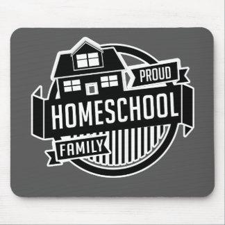 Tapis De Souris Famille de Homeschool - professeur fier Mousepad