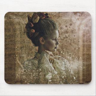 Tapis De Souris Fantôme vintage de dame victorien