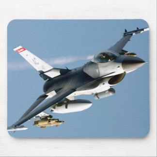 Tapis De Souris Faucon F-16 de combat