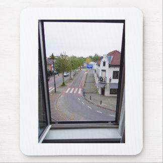 Tapis De Souris Fenêtre néerlandaise de Valkenburg de photographie