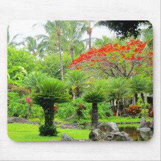 Tapis De Souris feuillage tropical