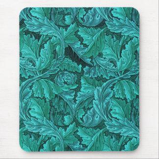 Tapis De Souris Feuille de bleu de William Morris