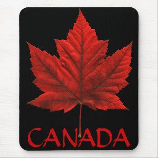 Tapis De Souris Feuille d'érable rouge du Canada Mousepad Canada
