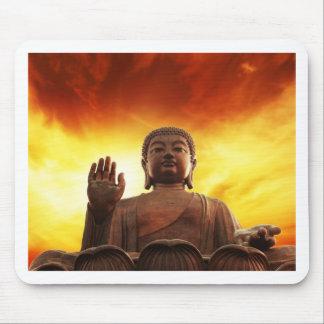 Tapis De Souris Flamme de Bouddha