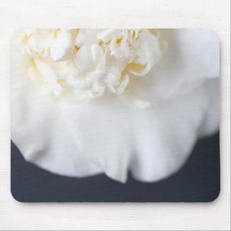 Tapis De Souris Fleur blanche de camélia