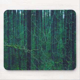 Tapis De Souris Forêt verte