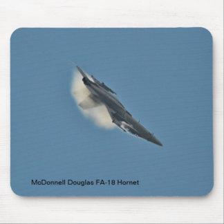 Tapis de souris - frelon de McDonnell Douglas FA-1