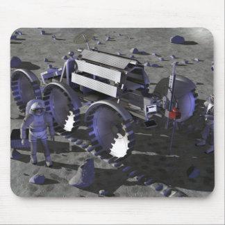 Tapis De Souris Futures missions 10 d'exploration d'espace