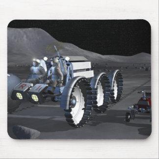 Tapis De Souris Futures missions 8 d'exploration d'espace