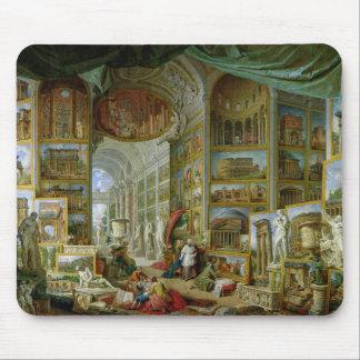 Tapis De Souris Galerie des vues de Rome antique, 1758
