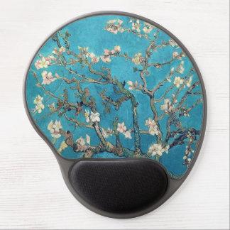 Tapis De Souris Gel Arbre d'amande de floraison par Vincent van Gogh