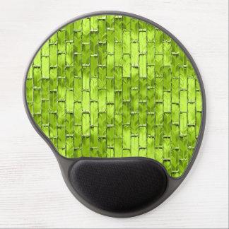 Tapis De Souris Gel Briques vertes iridescentes