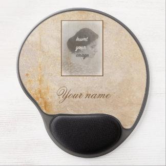 Tapis De Souris Gel Conception vintage avec votre photo. Ajoutez votre