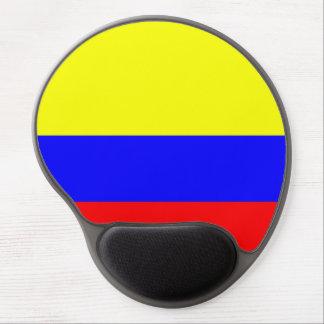 Tapis De Souris Gel Drapeau de la Colombie