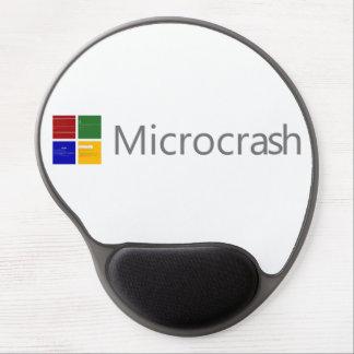 Tapis De Souris Gel Écran de Microcrash de logo de la mort