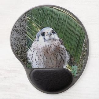 Tapis De Souris Gel Gel mignon Mousepad d'impression de faucon de bébé