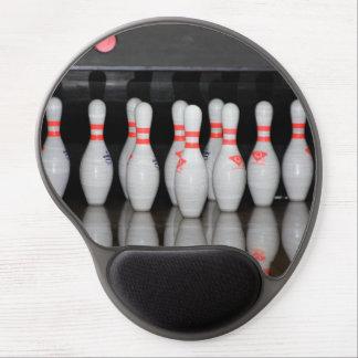 Tapis De Souris Gel Gel Mousepad de bowling