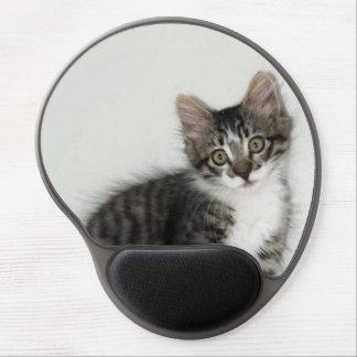 Tapis De Souris Gel Gel Mousepad de chaton de Zorro