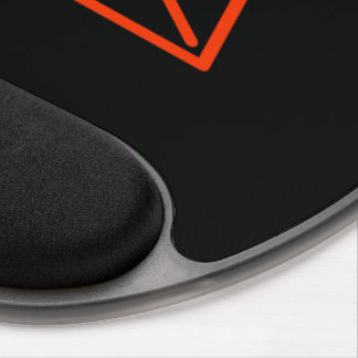 Tapis De Souris Gel Gel Mousepad de lundi de message