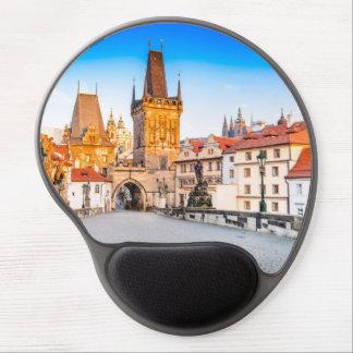 Tapis De Souris Gel Gel Mousepad Prague