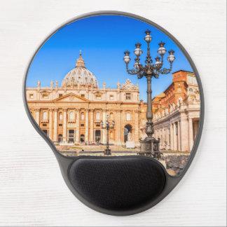 Tapis De Souris Gel Gel Mousepad Vatican