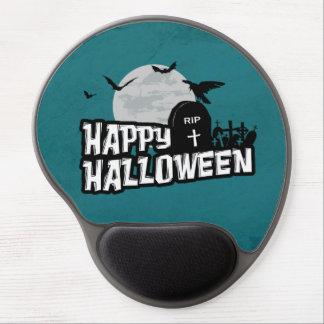 Tapis De Souris Gel Halloween heureux