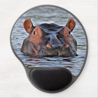 Tapis De Souris Gel hippopotame