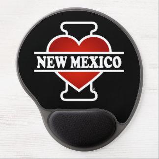 Tapis De Souris Gel I coeur Nouveau Mexique