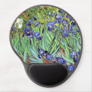 Tapis De Souris Gel Iris par Vincent van Gogh