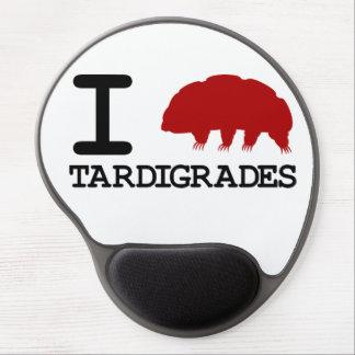 Tapis De Souris Gel J'aime Tardigrades