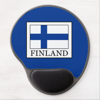 Tapis De Souris Gel La Finlande