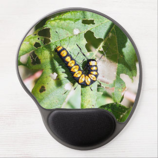 Tapis De Souris Gel La palette Caterpillar gélifient Mousepad