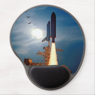 Tapis De Souris Gel Lancement STS-64 de découverte de navette spatiale