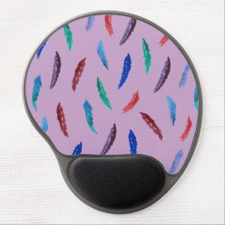 Tapis De Souris Gel L'aquarelle fait varier le pas du gel Mousepad