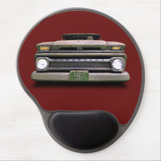 Tapis De Souris Gel Le camion pick-up du Colorado a grillé le gel