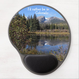 Tapis De Souris Gel Le Colorado Mousepad !