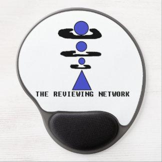 Tapis De Souris Gel Le gel de révision Mousepad de réseau