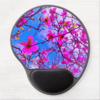 Tapis De Souris Gel Le gel Mousepad, couleur a augmenté la photo