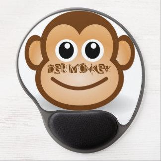 Tapis De Souris Gel Le Monkey gel Mousepad - singe joyeux