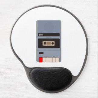 Tapis De Souris Gel Magnétophone à cassettes