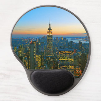 Tapis De Souris Gel Manhattan New York