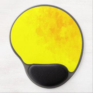 Tapis De Souris Gel Mousepad d'orange et de gel d'éclaboussure de
