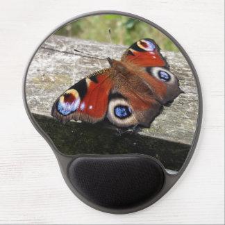 Tapis De Souris Gel Papillon de paon