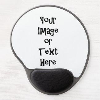 Tapis De Souris Gel Personnaliser avec les images et le texte