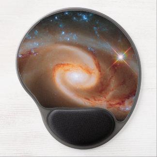 Tapis De Souris Gel Photo rose d'espace extra-atmosphérique de Hubble