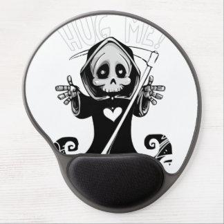 Tapis De Souris Gel Reaper-bébé mignon de Reaper-bande dessinée de