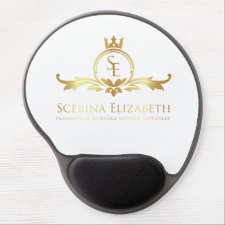 Tapis De Souris Gel Signature Mousepad de Scerina Elizabeth