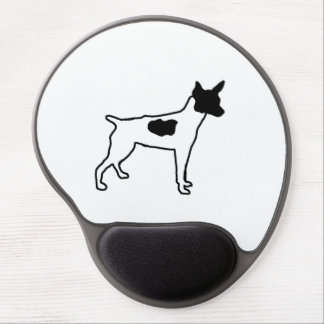 Tapis De Souris Gel silo rat_terrier color.png