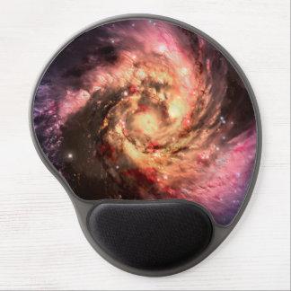 Tapis De Souris Gel Spirale de supernova