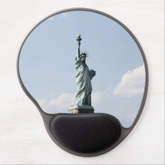 Tapis De Souris Gel Statue de la liberté New York